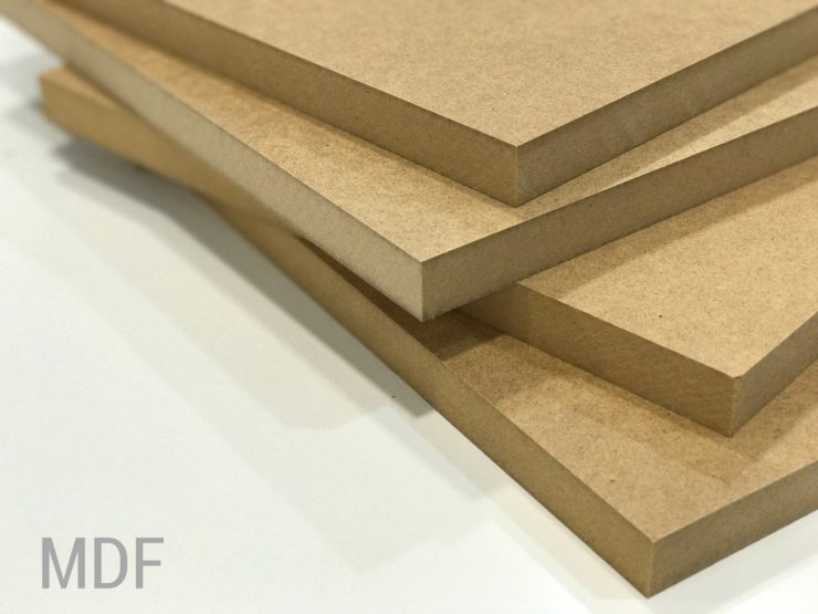Substrate MDF